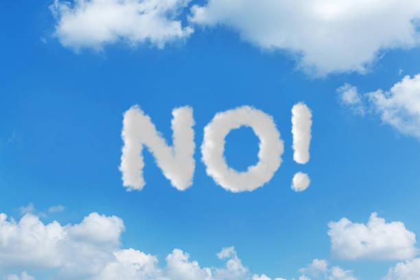E tu sai dire NO?